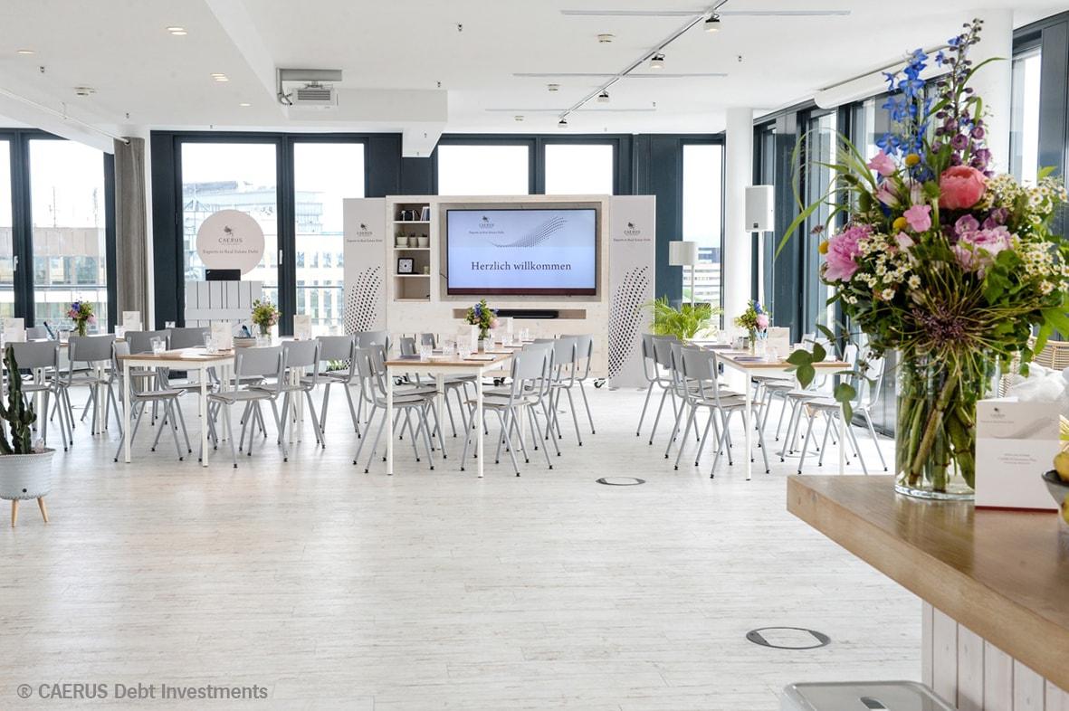 CAERUS Investors Day, WorkPlace-Revolution aus der Sicht von Projektentwicklern