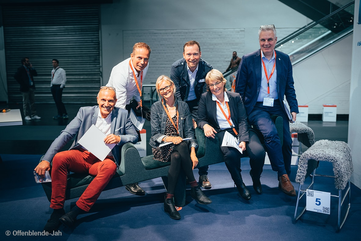 EUORCRES ActiveOffice Award 2018 Jury