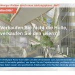 """WorkPlace Flash: ImmobilienDNA – Weniger Risiken durch neue Leistungsphase """"Null"""""""