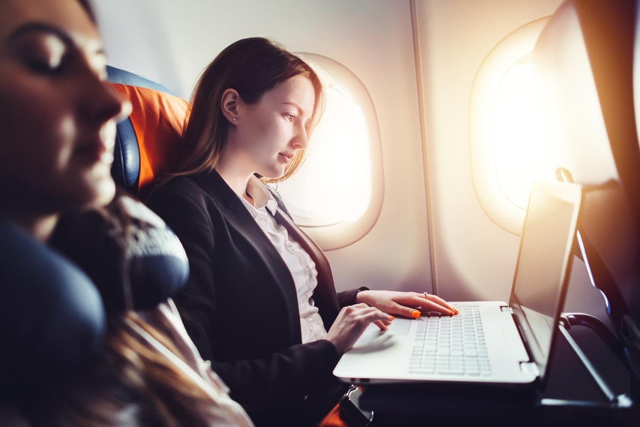 How to work remotely #2: In öffentlichen Verkehrsmitteln