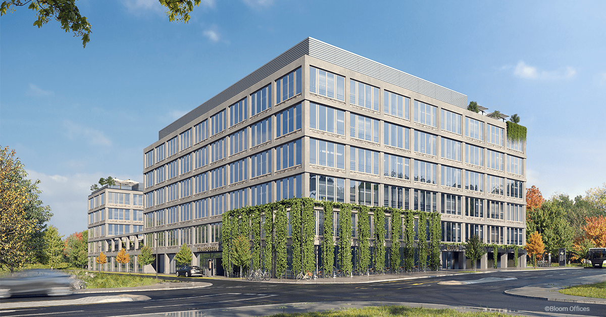 Ulm: bloom Offices feiern Grundsteinlegung am Safranberg